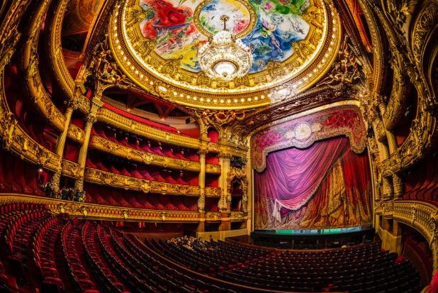 10 อันดับ โรงละครดีที่สุดในโลก